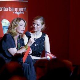 Entertainment Night 2013 / Video Champion 2013 / Aglaia Szyszkowitz und Nina Eichinger Poster
