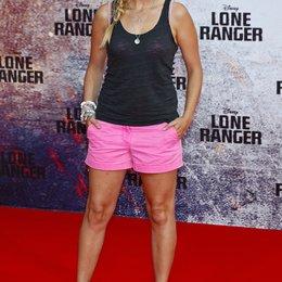 "Nina Eichinger / Filmpremiere ""Lone Ranger"" Poster"