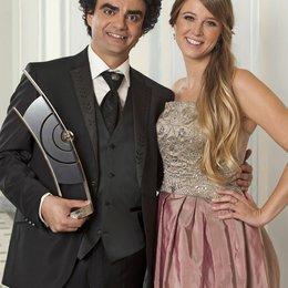 Nina Eichinger und Rolando Villazón führen erneut durch den Echo Klassik Poster