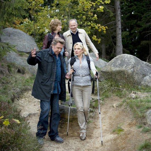 2 für alle Fälle - Manche mögen Mord (NDR) / Nina Petri / Axel Milberg / Jan Fedder / Janette Rauch Poster