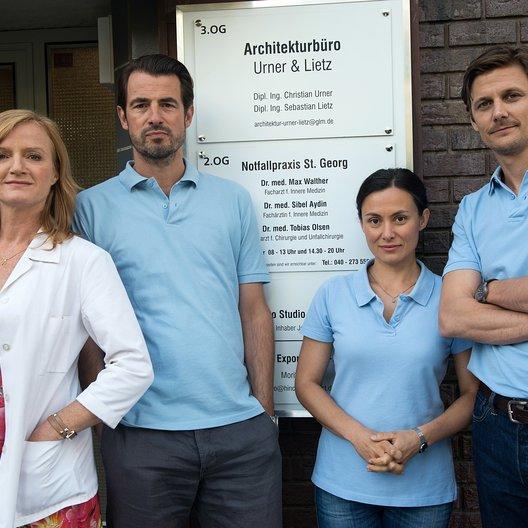 Sibel & Max (1. Staffel, 12 Folgen) / Idil Üner / Marc Oliver Schulze / Claes Bang / Nina Petri Poster