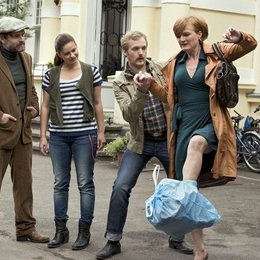 Zwischen den Zeilen (WDR) / Zwischen den Zeilen (1. Staffel, 16 Folgen) / Nina Petri / Ole Puppe / Knud Riepen / Josephine Schmidt Poster
