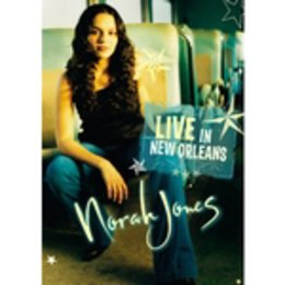 Jones, Norah / Live In New Orleans Poster