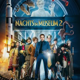 Nachts im Museum 2 Poster