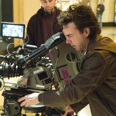Nachts im Museum / Set / Shawn Levy Poster