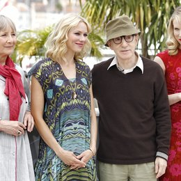 Gemma Jones / Woody Allen / Naomi Watts / Lucy Punch / 63. Filmfestival Cannes 2010 / You willl meet a tall dark stranger Poster