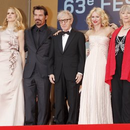 Lucy Punch / Josh Brolin / Woody Allen / Naomi Watts / Gemma Jones / 63. Filmfestival Cannes 2010 / You willl meet a tall dark stranger Poster