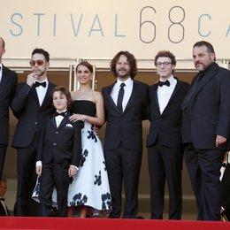 Chartier, Nicolas / Kahana, Gilad / Tessler, Amir / Portman, Natalie / Bergman, Ram / Mandil, David / / 68. Internationale Filmfestspiele von Cannes 2015 / Festival de Cannes Poster