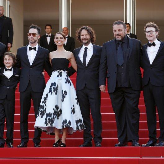 Chartier, Nicolas / Tessler, Amir / Kahana, Gilad / Portman, Natalie / Bergman, Ram / Mandil, David / / 68. Internationale Filmfestspiele von Cannes 2015 / Festival de Cannes Poster
