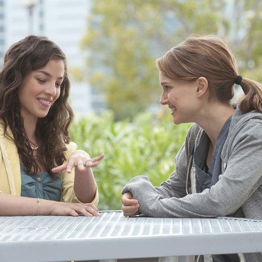 Freundschaft Plus / Natalie Portman Poster