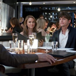 Freundschaft Plus / Natalie Portman / Ashton Kutcher Poster