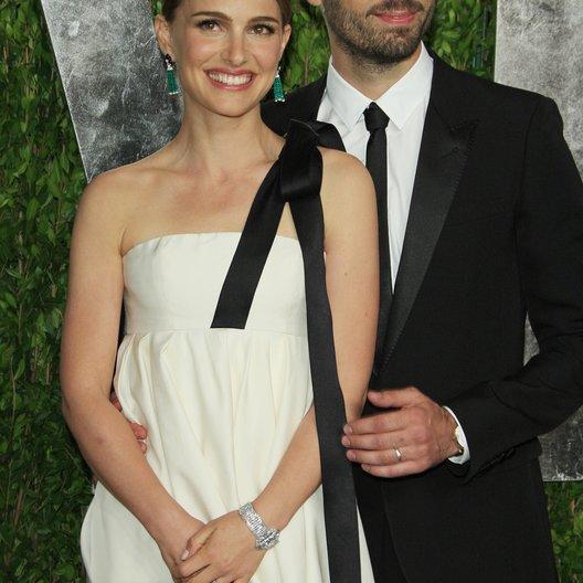Natalie Portman / Benjamin Millepied / 85th Academy Awards 2013 / Oscar 2013 Poster