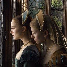 Schwester der Königin, Die / Natalie Portman / Scarlett Johansson Poster