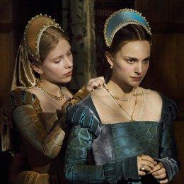 Schwester der Königin, Die / Scarlett Johansson / Natalie Portman Poster