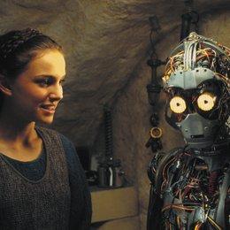 Star Wars: Episode 1 - Die dunkle Bedrohung / Natalie Portman / Star Wars: Complete Saga I-VI Poster