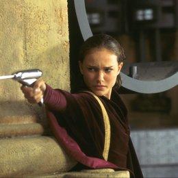 Star Wars: Episode I - Die dunkle Bedrohung 3D / Star Wars 3D: Episode I - Die dunkle Bedrohung / Natalie Portman Poster