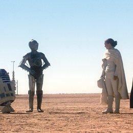 Star Wars: Episode II - Angriff der Klonkrieger / Natalie Portman / Hayden Christensen / Star Wars: Complete Saga I-VI Poster