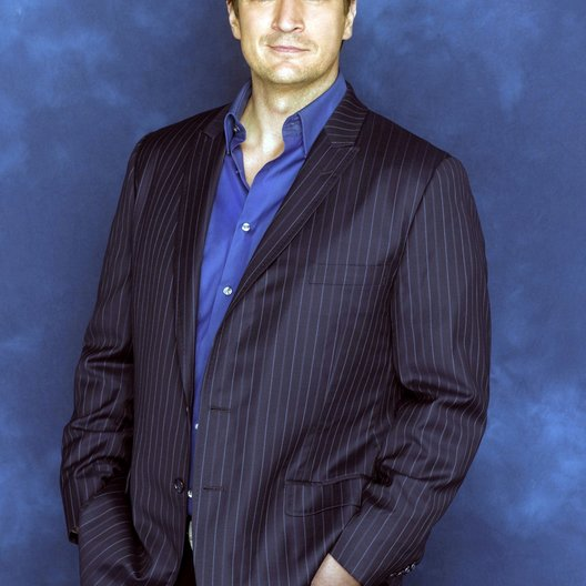 Castle / Nathan Fillion Poster