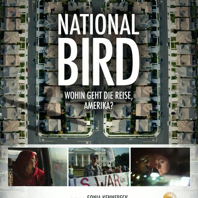 National Bird - Wohin geht die Reise, Amerika? / National Bird Poster