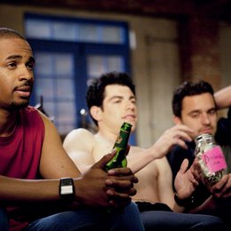 New Girl / Max Greenfield / Jake M. Johnson / Damon Wayans jr.