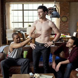 New Girl / Max Greenfield / Jake M. Johnson / Damon Wayans jr. Poster
