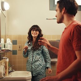 New Girl / Zooey Deschanel / Max Greenfield Poster