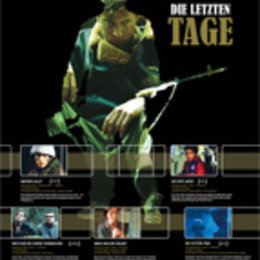 Night of the Shorts - Die letzten Tage Poster