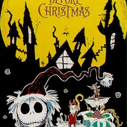 Nightmare Before Christmas 3D / Nightmare Before Christmas / Nightmare Before Christmas in Disney Digital 3D Poster