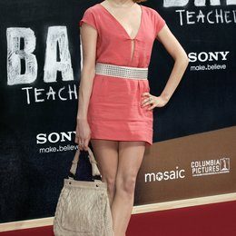 "Nikola Kastner / Filmpremiere ""A Bad Teacher"" Poster"