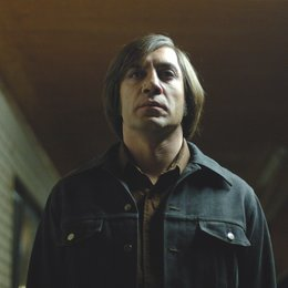 No Country for Old Men / Javier Bardem Poster