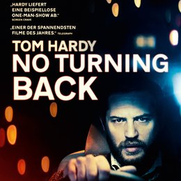 No Turning Back - Locke Poster