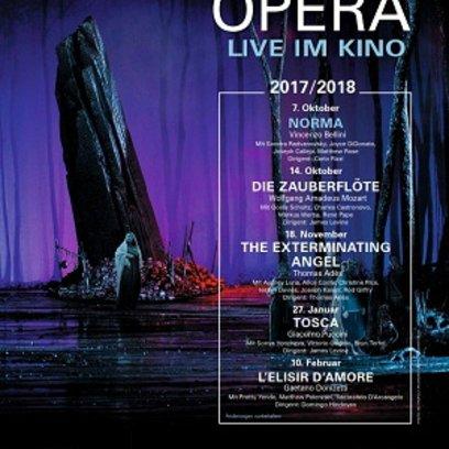 Norma - Bellini (live MET 2017) / Norma (live MET 2017) Poster