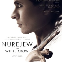 Nurejew - The White Crow Poster