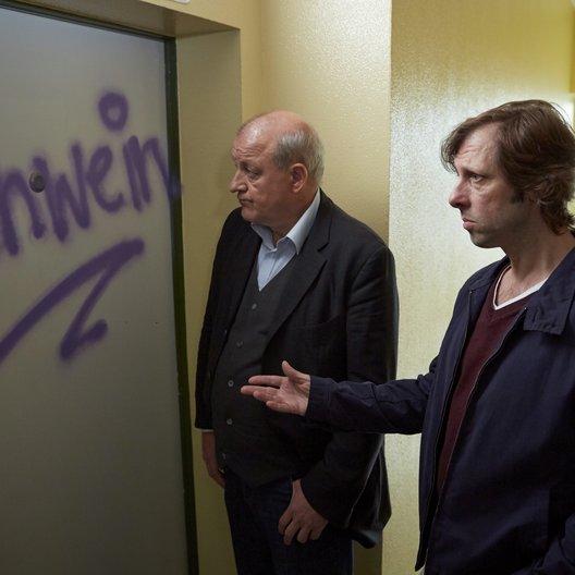 Wilsberg: Bauch, Beine, Po (ZDF) / Leonard Lansink / Oliver Korittke Poster