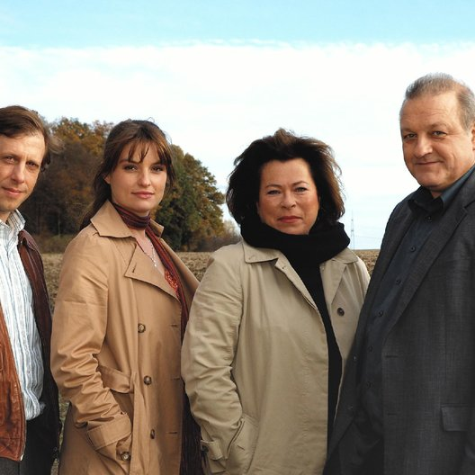 Wilsberg: Die Wiedertäufer (ZDF) / Oliver Korittke / Ina Paule Klink / Rita Russek / Leonard Lansink Poster
