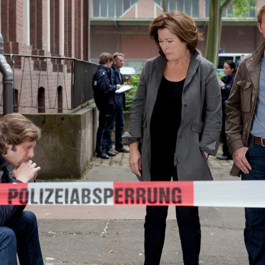 Wilsberg: Mundtot (ZDF) / Rita Russek / Oliver Korittke / Roland Jankowsky Poster