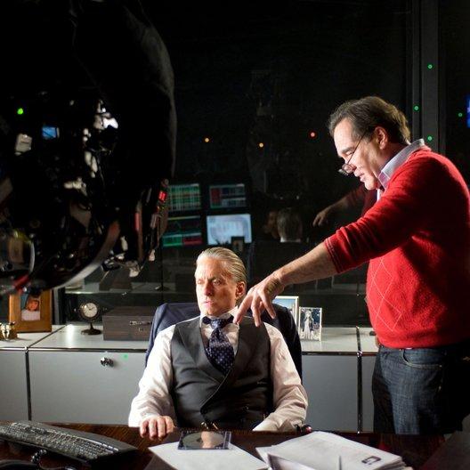 Wall Street - Geld schläft nicht / Michael Douglas / Oliver Stone / Set