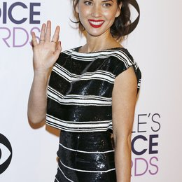 Munn, Olivia / People's Choice Awards 2015, Los Angeles Poster