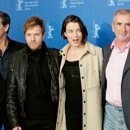 Brosnan, Pierce / McGregor, Ewan / Williams, Olivia / Harris, Robert / Berlinale 2010 - 60. Internationale Filmfestspiele Berlin Poster