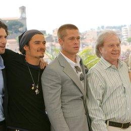57. Filmfestival Cannes 2004 - Festival de Cannes / Eric Bana / Orlando Bloom / Brad Pitt / Wolfgang Petersen / Diane Kruger Poster