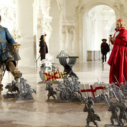 drei Musketiere, Die / Orlando Bloom / Christoph Waltz Poster