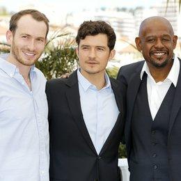 Kemp, Conrad / Bloom, Orlando / Whitaker, Forest / 66. Internationale Filmfestspiele von Cannes 2013 Poster