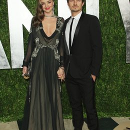 Orlando Bloom / Miranda Kerr / 85th Academy Awards 2013 / Oscar 2013 Poster