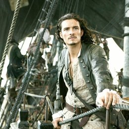 Pirates of the Caribbean - Fluch der Karibik 2 / Orlando Bloom Poster