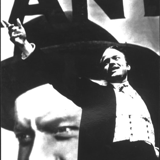 Citizen Kane / Orson Welles Poster