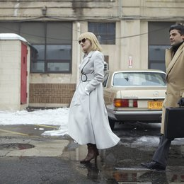 Most Violent Year, A / Jessica Chastain / Oscar Isaac Poster
