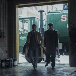 Most Violent Year, A / Oscar Isaac / Albert Brooks