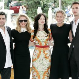 Oscar Isaac / Madonna / Andrea Riseborough / Abbie Cornish / James D'Arcy / 68. Internationale Filmfestspiele Venedig 2011