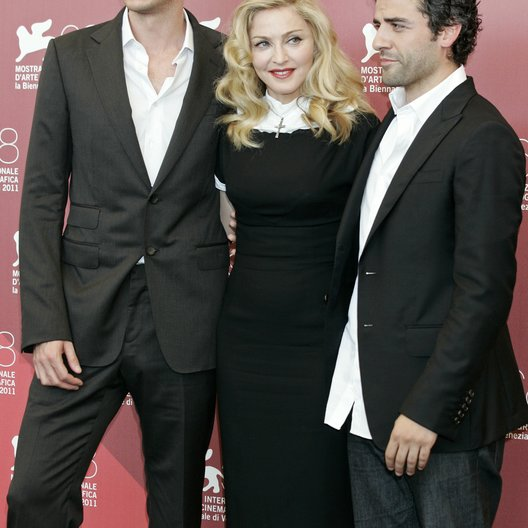 Oscar Isaac / Madonna / James D'Arcy / 68. Internationale Filmfestspiele Venedig 2011