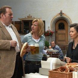 Bulle von Tölz: Bulle und Bär, Der (Sat.1) / Ottfried Fischer / Katharina Abt / Katharina Müller-Elmau Poster